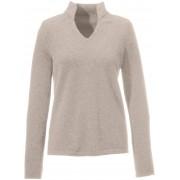 Peter Hahn Tröja i 100% kashmir. Modell Vivien från Peter Hahn Cashmere beige