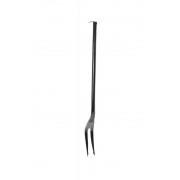 Furculita inox, 34 cm, Argintiu