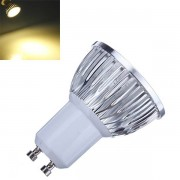 Meco Dimmable GU10 6W 540LM Warm White Light LED Spot Bulb 220V
