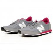 New Balance Sneaker grigia e rosa - U396MGP