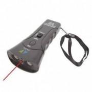 Aparat cu ultrasunete impotriva cainilor agresivi Dog Chaser Laser