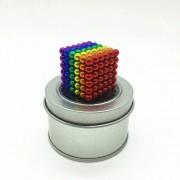 39.95 Neocube (216 balls,5mm) rainbow