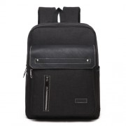 Universal Multi-Function Oxford Cloth Laptop Computer Shoulders Bag Business Backpack Students Bag Size: 39x30x12cm For 14 inch and Below Macbook Samsung Lenovo Sony DELL Alienware CHUWI ASUS HP(Black)