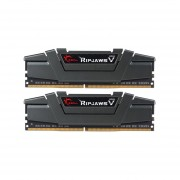 Memoria G.SKILL Ripjaws V DDR4 PC4-24000 (3000 MHz), CL15, 16 GB (2 X 8 GB). F4-3000C15D-16GVGB