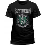 Harry Potter - Slytherin Varsity Crest T-Shirt