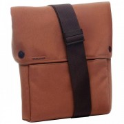 Bluelounge eco-friendly Sling bag bag Brown, Apple iPad MacBook 15 ""