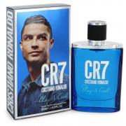 Cristiano Ronaldo CR7 Play It Cool Eau De Toilette Spray 1.7 oz / 50.27 mL Men's Fragrances 547781