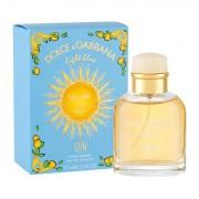 Dolce&Gabbana Light Blue Sun Pour Homme eau de toilette 75 ml uomo