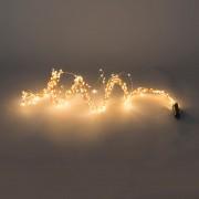 Kaemingk Oświetlenie świąteczne łańcuch świetlny Micro 320 LED barwa ciepło biała 1 m