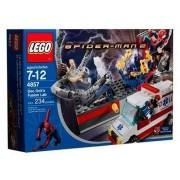 Lego (Lego) Spider-Man 2 Dock Ok Laboratory 4857