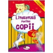Literatura pentru copii clasa 4 ed.2012 - Olga Piriiala