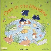 Over in the Meadow [With CD], Paperback