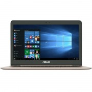 Laptop Asus ZenBook UX310UQ-FB351R 13.3 inch Quad HD+ Intel Core i7-7500U 16GB DDR4 1TB HDD 256GB SSD nVidia GeForce 940MX 2GB Windows 10 Pro Grey