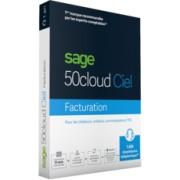 SAGE 50cloud CIEL Facturation - Formule Classic - 1 an d'assistance - Abonnement 1 an