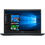 Laptop Dell Inspiron 3500 G3 Intel Core (10th Gen) i7-10750H 1TB SSD 16GB GeForce RTX 2060 6GB FullHD 144Hz Win10 Tast. ilum. FPR Black