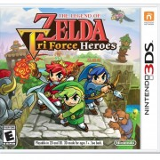 The Legend of Zelda Triforce Heroes Nintendo 3DS