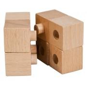 Fridolin Joc logic IQ din lemn 15
