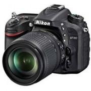 Nikon D-SLR fotoaparat D7100+18-105mm VR