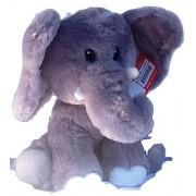 """10"""" Elephant Animated Sound Plush Soft Stuffed Animal"""