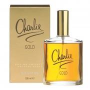 Revlon Charlie Gold Eau De Toilette Spray 100 Ml