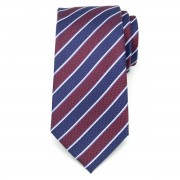 bărbaţi clasic club cravată (model 1295) 8450 cu benzi