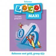 Loco Maxi Rekenen met geld - groep 6-7