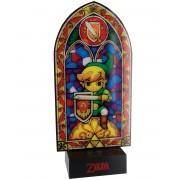 The Legend of Zelda Link Akryllampa 29 cm