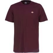 Dickies Stockdale Kvinnors T-Shirt Mörklila M