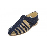 Royal India Exposure Girls Closed Sandal Leather Fashion Sandals for Women Material : Synthetic Color : Blue