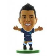 Figurina Soccerstarz Man City Sergio Aguero Away Kit