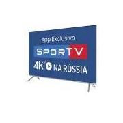 Smart TV 4K LED Samsung 82 com HDR1000, Plataforma Smart Tizen e