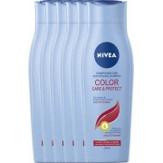 Nivea Shampoo Color Care And Protect Voordeelverpakking