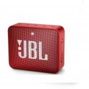 Parlante JBL GO 2 Portátil - Rojo