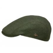 Göttmann Jackson Längsteilige Flatcap, Oliv (75) 61 cm