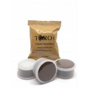 Caffè Toro 100 Caffè Toro Classico Napoletano Capsule Compatibili Lavazza Espresso Point