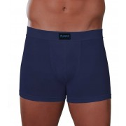 Lord Internal Wide Rubber Boxer Brief Underwear Blue 7107
