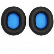 Adecuado para Sennheiser HD8 HD 8 DJ MIX HD6 Negro auriculares JZF-105 viga de cabeza