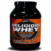 QNT Delicious Whey Protein - 2200g - Cookie/Cream