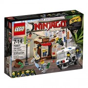 Lego 70607 Ninjago Movie City Chase Building Kit (233 Piece)