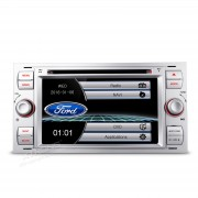 "Radio DVD 7"" GPS Especifico para Ford USB SD Bluetooth"