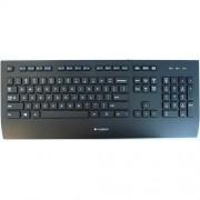 Tastatura LOGITECH K280e, US, Heavy-duty, black (920-005207)