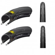 """Continental bicycle of tire attack & Force III set 28 """"/ / all sizes"""
