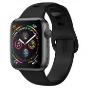 Spigen Řemínek pro Apple Watch 38mm / 40mm - Spigen, Air Fit Black