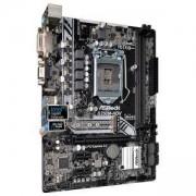 Дънна платка ASROCK B250M-HDV, DDR4, Intel LGA 1151, PCI Express, B250M_HDV_3Y