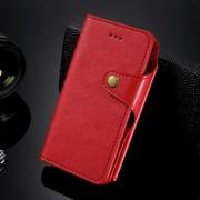 SMINK kettő az egyben tükrös telefontok iPhone 6 Plus / 6s Plus telefonhoz - PIROS