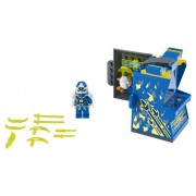 Lego Ninjago (71715). Avatar di Jay - Pod sala giochi