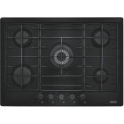 Plita incorporabila Franke Multi Cooking 700 FHM 705 4G TC BK E , 5 arzatoare gaz, 70 cm, Negru