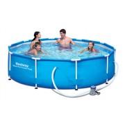 Bazén s konštrukciou 305 x 76 cm