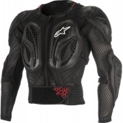 Alpinestars Bionic Action MX Chaleco protector Negro L