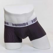 MIIW 7 Inch Supreme Stripe Short Boxer Brief Underwear 2022-42